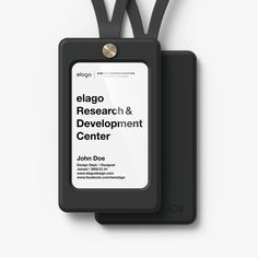 elago Silicon ID Card Holder (Able to hold 2 Cards!) (Jean Indigo) for sale Business Credit Cards, Elegant Business Cards, Business Card Design, Id Design, Research And Development, Id Holder, Card Holders, Name Cards, Minimal Design