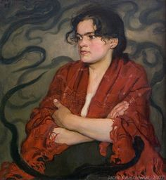 Józef Mehoffer, Polish painter, 1869-1946