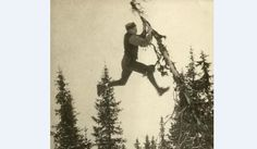Norwegian spy who leapt from tree to tree to hide his tracks while being hunted by Nazis