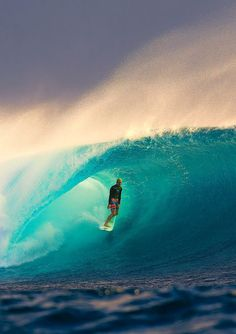 Would love to be able to surf