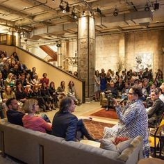 A workspace collective with big social ambitions, NeueHouse is designed for today's creative entrepreneurs.