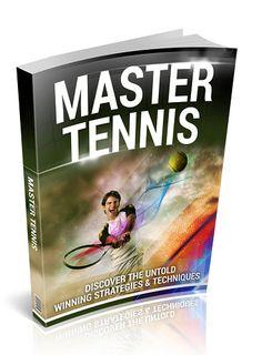 Master Tennis ( eB00k ) + 10 Additional Free eBooks ( PDF )