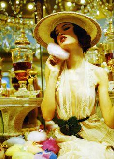 Italian Vogue....lovely, lovely, lovely