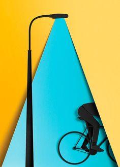 Eiko Ojala — Tallinn Bicycle Week image. (digital illustration)