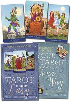 Tarot Made Easy: Your Tarot Your Way: Amazon.es: Barbara Moore, Eugene Smith: Libros en idiomas extranjeros
