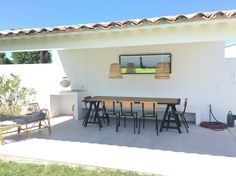 Ile de Ré rental: Bright house, near the village, completely renovated - Home Design Decor, House Design, Home Decor, Best Kitchen Designs, Love Garden, House 2, Pergola, Nice View, Cool Kitchens