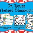Find all you need for your Dr. Suess themed classroom this school year. Students will be excited and ready to learn once they explore the whimsical...