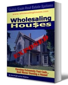 Real Estate Investing for convenient Cash: Property Business Guide - https://glimpsebookstore.com/wholesaling-houses-for-quick-cash-real-estate-business-guide/