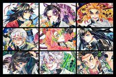 Manga Art, Manga Anime, Taisho Era, Beautiful Series, Demon Hunter, Demon Slayer, Boku No Hero Academy, I Love Anime, Anime Demon