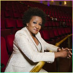 HAPPY 57th BIRTHDAY to WANDA SYKES!! 3/7/21 Born Wanda Yvette Sykes, American actress, comedian, and writer. She was first recognized for her work as a writer on The Chris Rock Show, for which she won a Primetime Emmy Award in 1999. In 2004, Entertainment Weekly named Sykes as one of the 25 funniest people in America. She is also known for her roles on CBS' The New Adventures of Old Christine (2006–10), HBO's Curb Your Enthusiasm (2001–11), and ABC's Black-ish (2015–present).