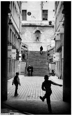 Lyon 1er, passage Thiaffait