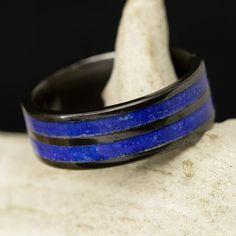 Engagement Ring Cuts, Engraved Rings, Black Rings, Unique Rings, Stone Rings, Lapis Lazuli, Fashion Rings, Rings For Men, Oakland Raiders