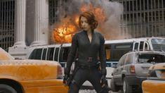 Titel: Marvel's The Avengers  Namen: Scarlett Johansson  Rollen: Black Widow, Natasha Romanoff