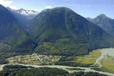 Another image of Bella Coola, courtesy of my friend Erica