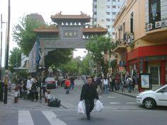 Explore Barrio Chino in Belgrano