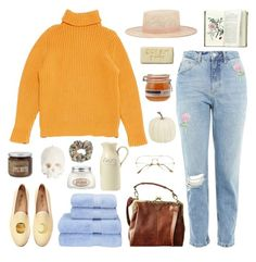 """""""I HAD SOMETHING"""" by cappvccino ❤ liked on Polyvore featuring Hermès, Topshop, L'Occitane, Del Toro, Janessa Leone, Christy, FREDS at Barneys New York, Big Bud Press and kikitags"""
