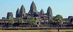Il Viaggiatore Magazine - Angkor Wat- Sito di Siam Rep, Cambogia