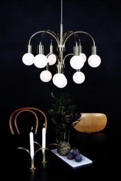 no Kitchen Dinning, Spotlights, Globes, Interior Inspiration, Opal, Art Deco, Chandelier, House Design, Ceiling Lights