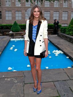 Olivia Palermo attended the Faberge New York Flagship Grand Opening at 620 Loft & Garden on May 23, 2012 in New York City.