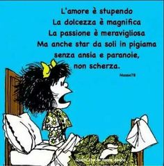 Mafalda amore