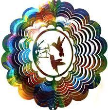Image result for diy garden wind spinners