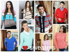 I heart sweaters www.edi.rs