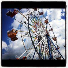 Canfield Fair. #Ohio #SummerLove #SweetMemories           ~mv