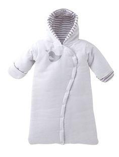 Kombi-Ausfahrsack aus Bio-Baumwolle, Babymode