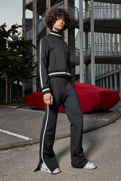Tracksuits at Off-White.