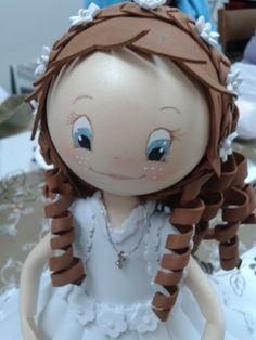 fofucha de comunion hecha por http://contelitas.blogspot.com.es/