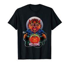 Werewolf, Parties, Pumpkin, Amazon, Mens Tops, T Shirt, Fiestas, Supreme T Shirt, Pumpkins