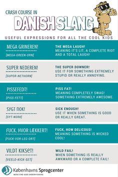 Danish slang