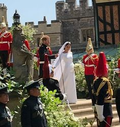 """Meghan Markle, the """"Blackening of Windsor"""" and Why That Matters on Live TV (Guest Column) Harry And Meghan Wedding, Harry Wedding, Prince Harry And Megan, Princess Harry, Princess Meghan, Prince And Princess, Royal Brides, Royal Weddings, Princesa Diana"""