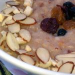 Slow Cooker Kheer Oatmeal