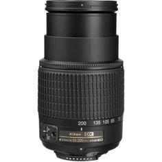 Nikon AF-S DX Zoom-Nikkor 55-200mm G ED for D3100 D3200 D3000 D5100 D5200 D5300 #Nikon BID