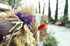 Autumn Flower Garland