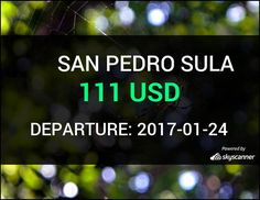 Flight from Houston to San Pedro Sula by Spirit Airlines #travel #ticket #flight #deals   BOOK NOW >>>
