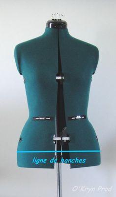 Ajuster son mannequin de couture #2                                                                                                                                                                                 Plus
