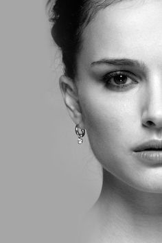 Natalie Portman. So versatile. She can be such pure angelic beauty, but also intoxicating dangerous beauty.