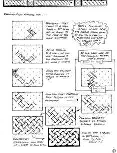 Drawing Celtic Knots Page 2 | Flickr - Photo Sharing!