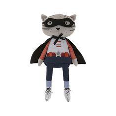 Designer Doll Superhero
