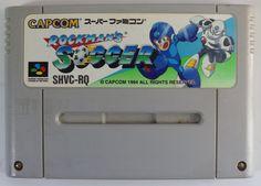 #Famicom :  Super Famicom :  RockMan's Soccer SHVC-RQ http://www.japanstuff.biz/ CLICK THE FOLLOWING LINK TO BUY IT ( IF STILL AVAILABLE ) http://www.delcampe.net/page/item/id,0365749797,language,E.html
