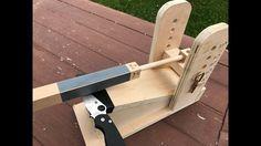 My homemade Knife sharpener - Messer - Diy Homemade Tools, Diy Tools, Woodworking Jigs, Woodworking Projects, Messer Diy, Knife Making Tools, Diy Knife, Blade Sharpening, Bois Diy