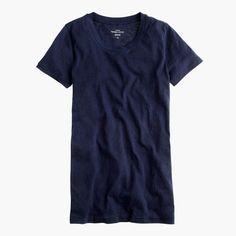 J.Crew Womens Vintage Cotton T-Shirt (Size XS)