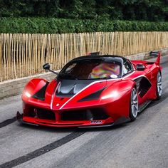 #Ferrari FXXK