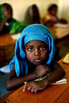 Steve McCurry - School - Marseilles, France...