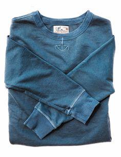kjp - old salt crewneck Stitch Sweatshirt, Lover Dress, Preppy Men, Gents Fashion, Coastal Style, Autumn Winter Fashion, Fall Fashion, Cute Outfits, Men Casual