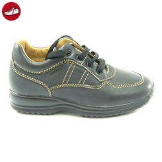 Geox - Geox scarpe bambino J Happy A H2 - Schwarz, 33 - Geox schuhe (*Partner-Link)