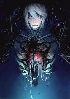 Cyborg by Akira Egawa