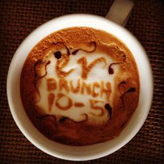 Working Eau Vertes brunch shift today. Come say hi #coffeeart #coffee #latteart #latte #ballarat #ballaratcoffee by mitchtitaniumbones